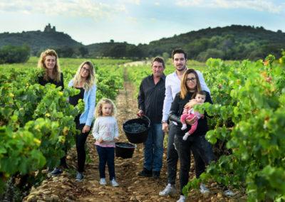 Création d'une vigne pédagogique dans le Gard