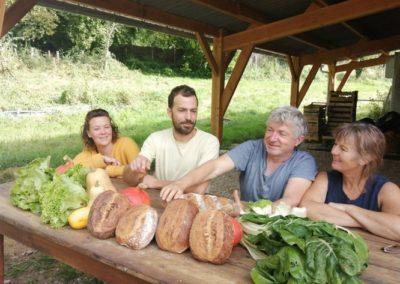 Construire un fournil pour la ferme Ane & Carotte !